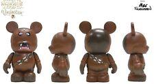 "New Disney Star Wars 3"" VINYLMATION CHEWBACCA Chewy Figure Series 1"