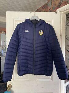 Kappa Leeds United Padded Jacket Size UK L