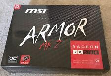 MSI Radeon RX 580 ARMOR 8G OC GDDR5 Video Card