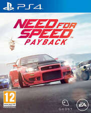 Electronic Arts	Need For Speed Payback PS4 1034572
