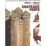 Christophe Gravett - Les Temps des châteaux forts - 2002 - relié