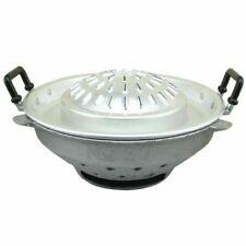 Thai hot pan korean stove charcoal bbq korean grill MOOKATA with aluminum stove
