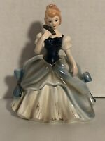 """Beautiful Vintage Figural Lady Planter 6"""" Numbered 50/146"""