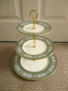 WEDGWOOD ASIA  3 TIER CAKE STAND