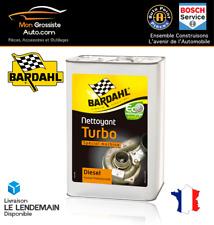 Nettoyant Turbo Diesel Spécial machine Bardahl 5L