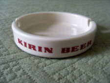 Rare Vintage Japanese Kirin Beer Ash Tray