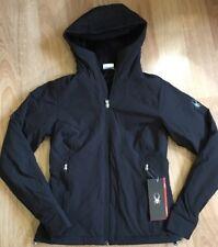 Spyder Coat Womens Size Xxs Black Furry Lining NEW!!