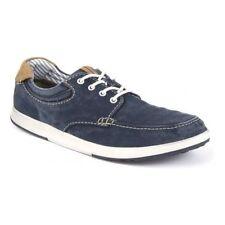 Clarks Men's Textile Casual Shoes