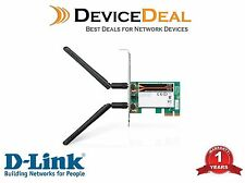 D-Link Wireless N600 Dual Band PCIe Desktop Adapter DWA-566 + Tax Invoice