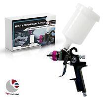 LEMATEC HVLP Air Spray Gun Paint gun 1.4 mm Sprayer Painting Tool Gun w/ Spanner