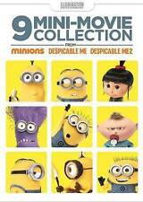 9 Mini-Movie Collection from Minions & Despicable Me 1 & 2 (DVD) Very Good Used