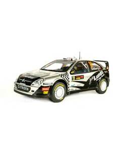 1/18 IXO CITROËN XSARA WRC - 2009 - Solberg Altaya cochesaescala