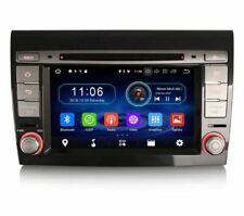 "AUTORADIO 7"" Android 9.0 Navigatore WiFi CD OBD Bluetooth TPMS 4G Fiat Bravo"