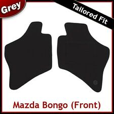 MAZDA BONGO Front Tailored Carpet Car Mats GREY