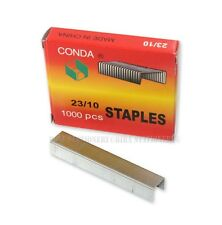 2000 Count Standard (23/10) Stainless Steel Staples for Office Home School