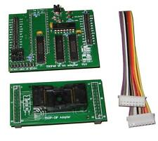 Tsop48 16 Bit Zif Adapter V2.0 | adp-042 | Gq-4x Gq-3x | Willem Programador