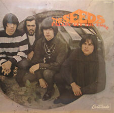 "The Seeds ""Fallin' Off The Edge"" SEALED GNP Lp 2107 - GARAGE ROCK CLASSIC!!!"