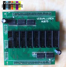 VISUALLUMEN Hub75 for LED screen receiving card, LED controller, controlador LED