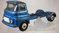 Triang Toys 1970's Jumbo Series Blue Truck Lorry Cab Chassis Diecast Toy