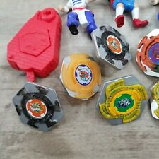 BEYBLADE Spin Champs Burger King Collectible Toys 2002 Mixed Lot