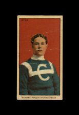 1910 1910-11 C56 IMPERIAL TOBACCO ITC HOCKEY CARD~#24~SKINNER POULIN~CENTERED~RC