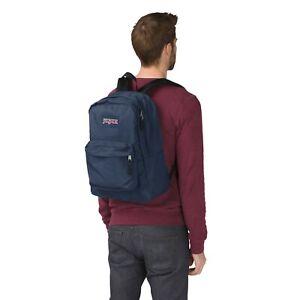 JanSport SuperBreak 25L Backpack - Navy