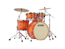 TAMA Superstar Classic Cl52krs-tlb Tangerine Lacquer Burst Without Hardware
