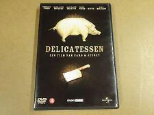 DVD / DELICATESSEN ( DOMINIQUE PINON, MARIE-LAURE DOUGNAC... )
