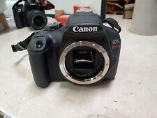 AS IS: Canon EOS Rebel T7  Digital SLR Camera Body Only BROKEN #t879