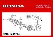GENUINE HONDA CRANKSHAFT Civic Type R EP3 FN2 FD2 Integra DC5 K20A K20A2 K20Z4