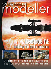 SCI FI & Fantasy Modeller Vol 29 Lost in Space Munsters Moebius Models Dracula