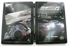 Need for Speed Shift 2 Unleashed Steelbook Europe Edition - no game included