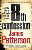 8th Confession (Womens Murder Club 8) by James Patterson | Paperback Book | 9780