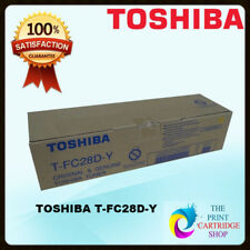 New & Original Toshiba T-FC28D-Y Yellow Toner e-studio 2330c 2820c 2830c
