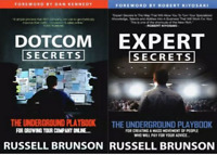 Expert Secrets + DotCom Secrets Russell Brunson Instant Delivery[P D F/EB-OOK]