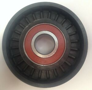 Drive / Auxiliary belt tensioner pulley Fiat Ducato (504086948)