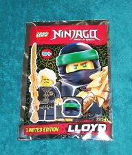 Lego Ninjago Lloyd Polybag Set 891834 BNSIP
