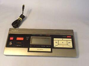Sony Video Editing Controller RM-E100V
