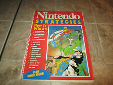 Nintendo Strategies Guide / magazine ( How to win at )