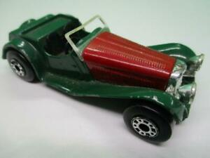 Matchbox Toys 1-75 Series Superfast Jaguar SS 100 Sports Car