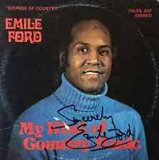 EMILE FORD - My Kind Of Country Music (LP) (F/G-)