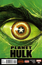 PLANET HULK (2015) #5 - Secret Wars - New Bagged