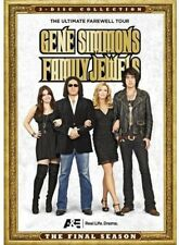 Gene Simmons Family Jewels: Final Season [New DVD] 3 Pack, Dolby, Widescreen