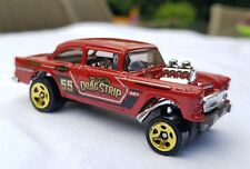 Hotwheels '55 Chevy Bel Air Gasser - Excellent
