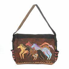 Laurel Burch Purse Native Horses Medium Shoulder Bag  LB5273