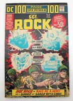 DC 100 Page Super Spectacular DC-16 (F/VF) 7.0 Sgt. Rock