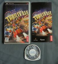 SONY PSP Thrillville COMPLEET spel game PAL Spiel Juego Jeu portable playstation
