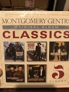 Montgomery Gentry - Original Album Classics 5CD Box Set*