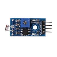 Digital Light Intensity Sensor Module Photo Resistor for Arduino