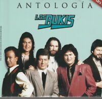 NEW- Antologia Los Bukis 4CDS+1DVD 602537599820 SHIPS NOW !